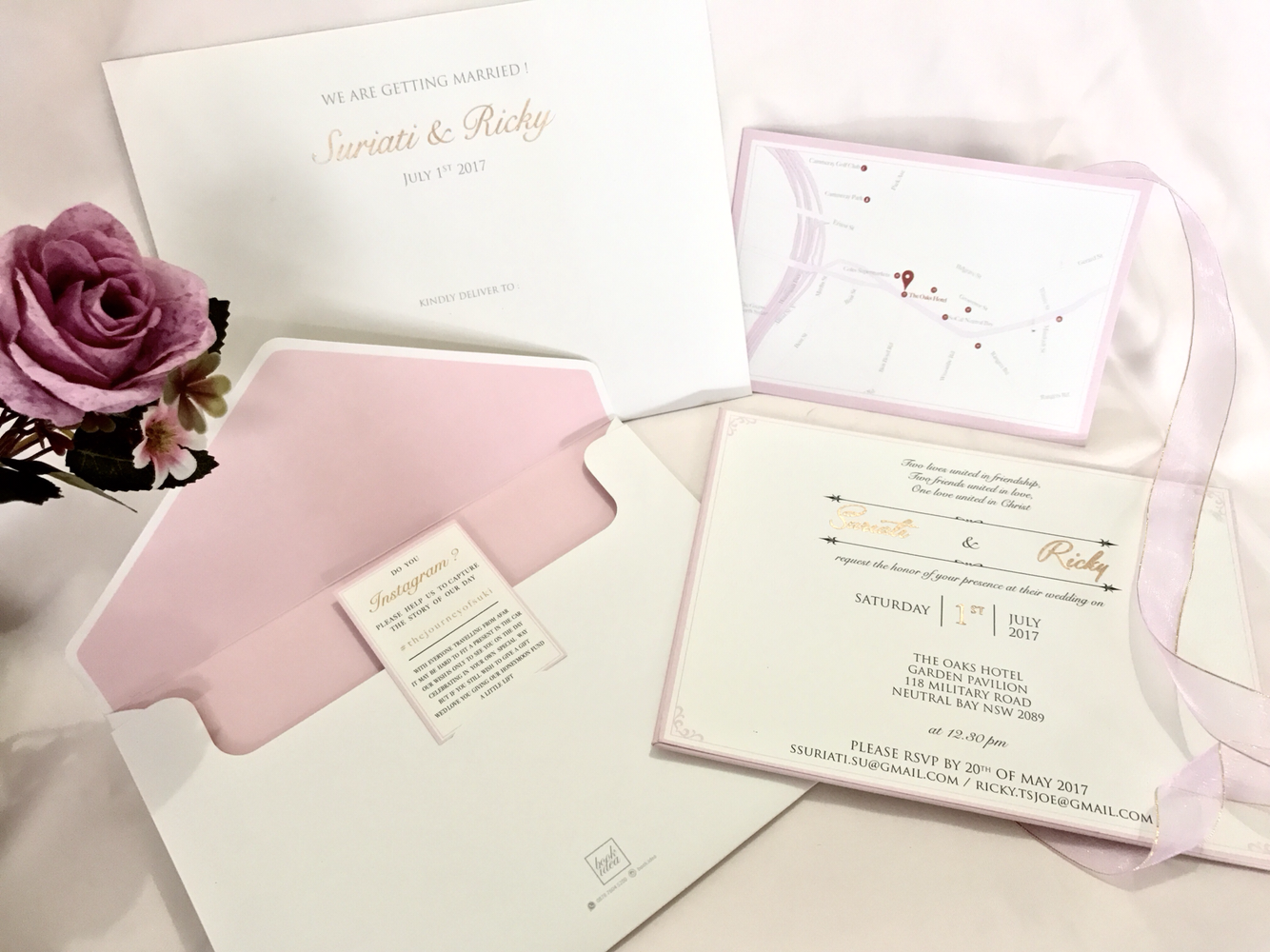 Directory of Wedding Invitations Vendors in Indonesia   Bridestory.com