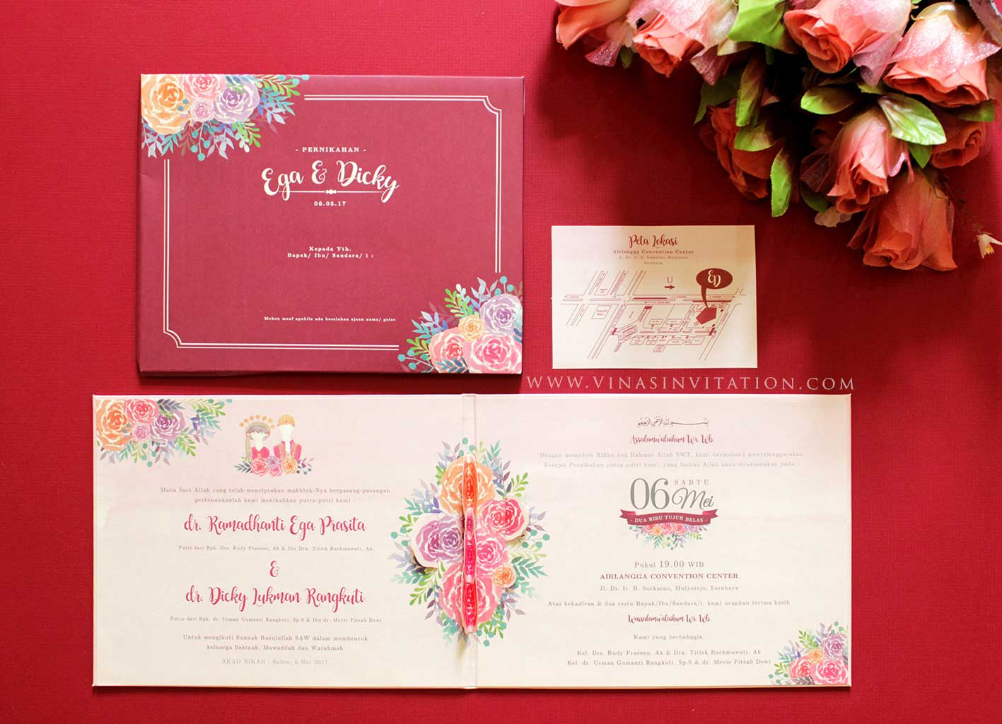 Famous Turquoise And Pink Wedding Invitations Images - Invitations ...