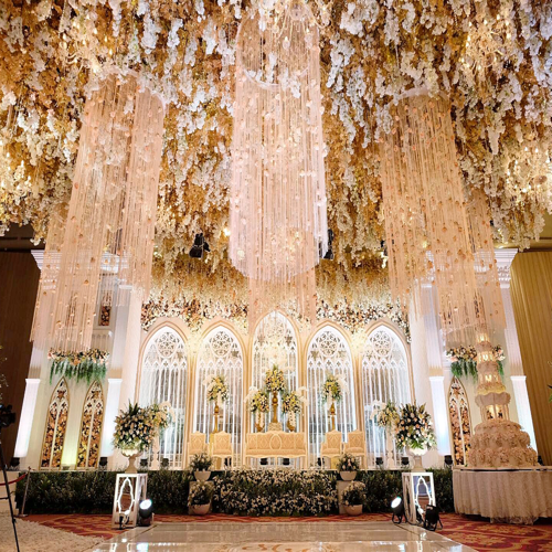 View Wedding Decor: Wedding Decoration & Lighting In Jakarta