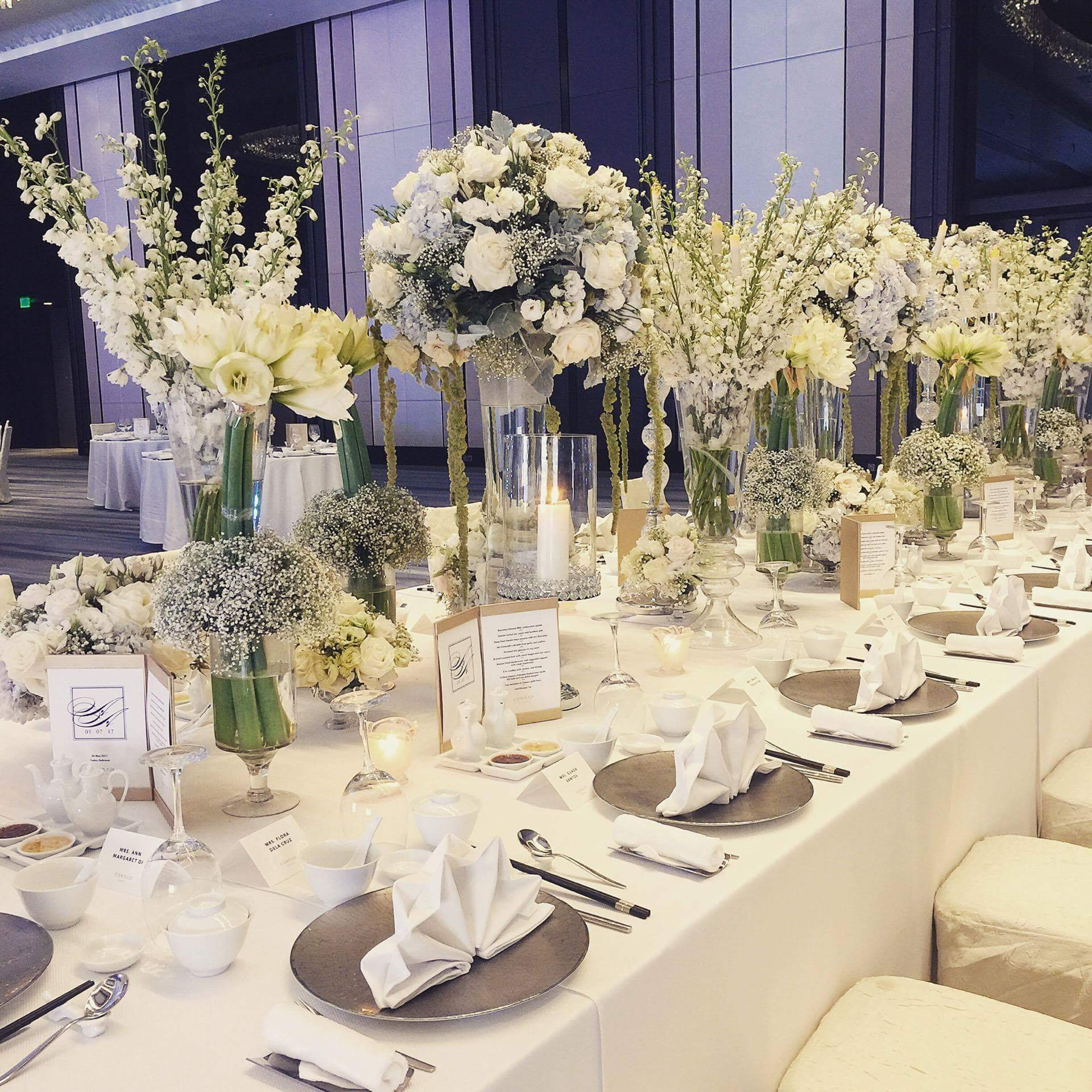 Solaire philippines wedding
