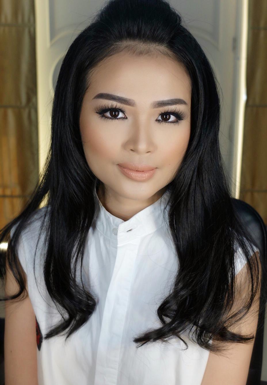 maria lim makeup | wedding hair & makeup in jakarta | bridestory
