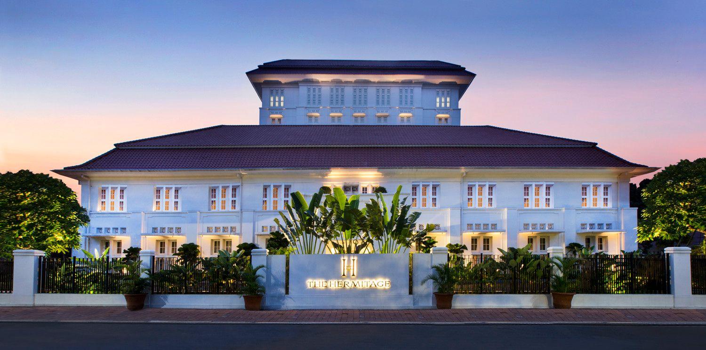 The Hermitage Jakarta By Marriot International Wedding Venue In