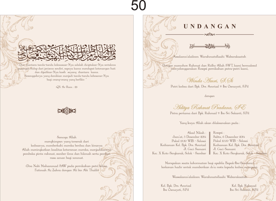 Ratu invitation card wedding invitations in jakarta bridestory stopboris Image collections
