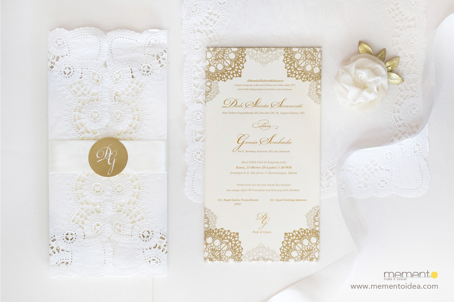 What You Need to Know of Designing and Sending Wedding Invitations Image 1