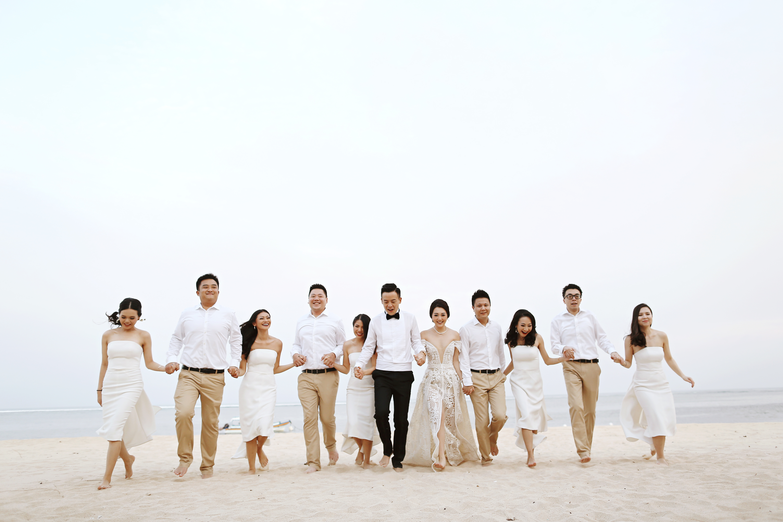 A Flowery Moroccan-Inspired Wedding in Bali - Bridestory Blog