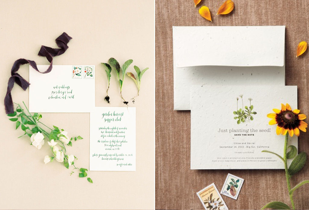 How to Throw a Beautiful Eco-Friendly Wedding Image 4
