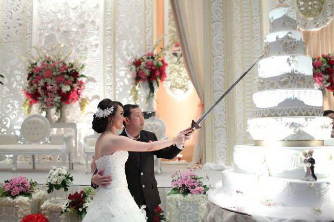Wedding Cake 101: An Introduction to Wedding Cakes Image 11