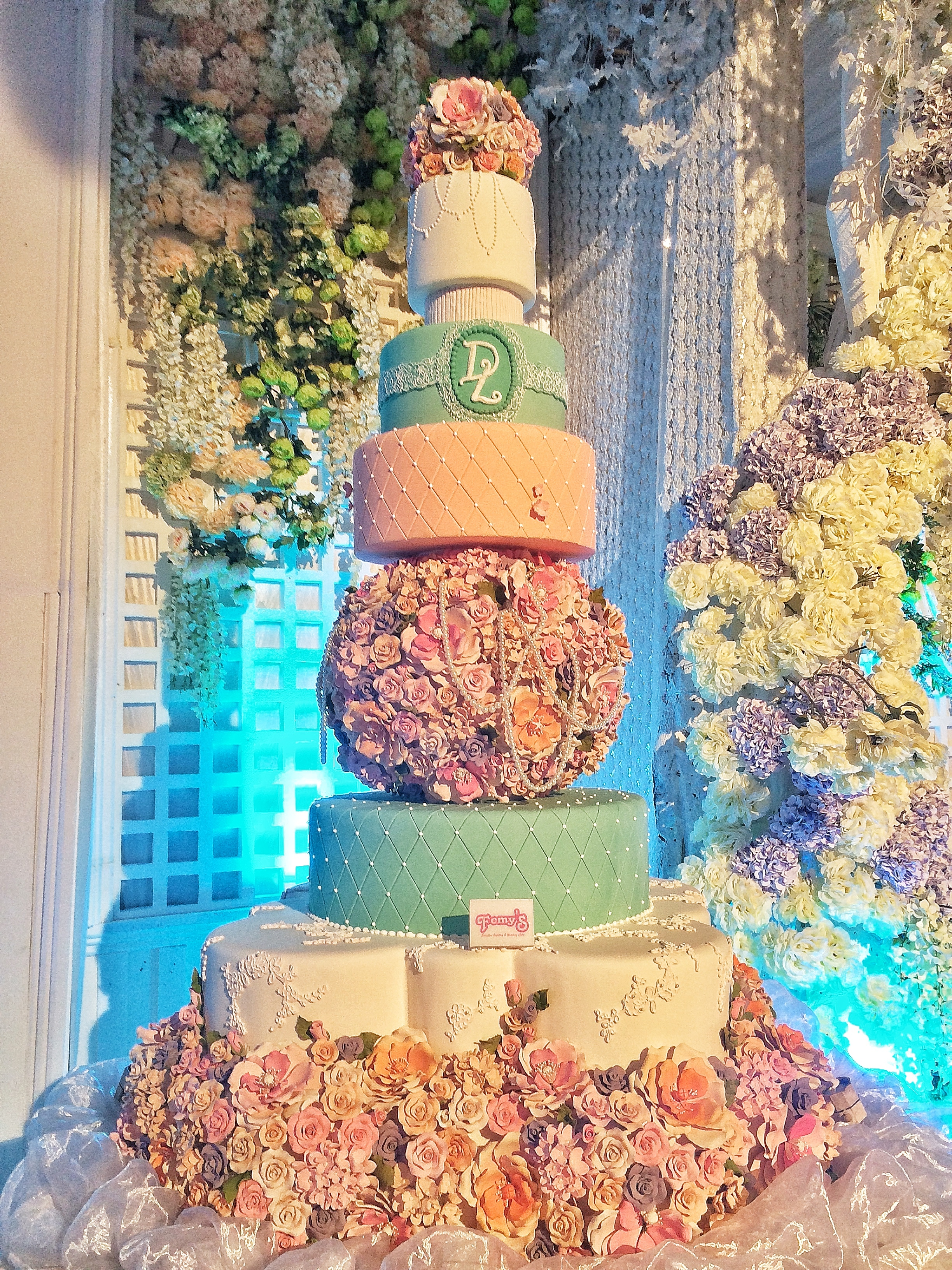 Wedding Cake 101: An Introduction to Wedding Cakes Image 9