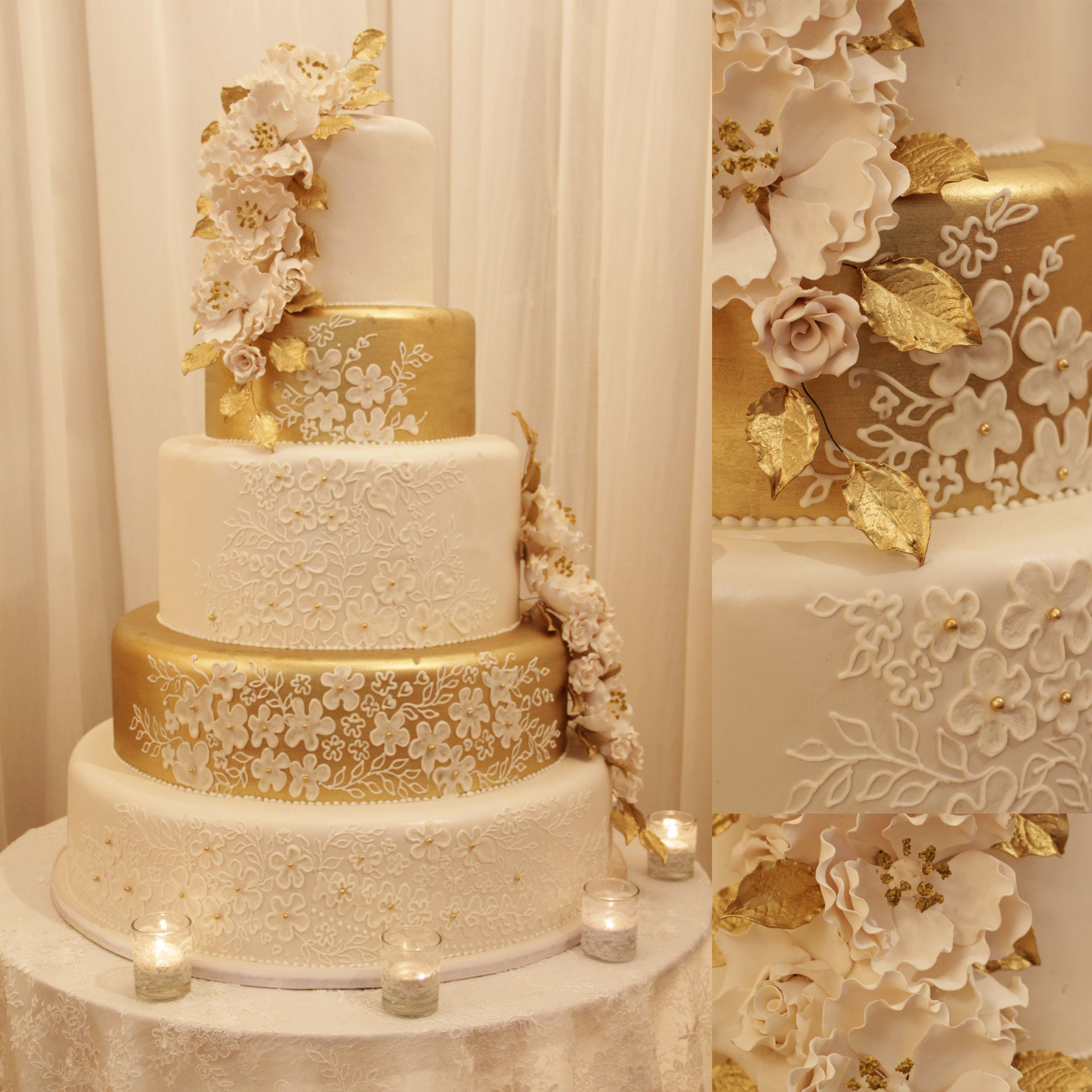 Wedding Cake 101: An Introduction To Wedding Cakes