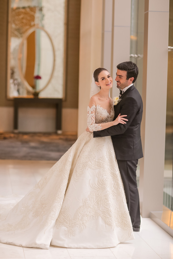 Be the #LuckiestCouple Ever and Pull Off Your Dream Wedding at Shangri-La Image 1
