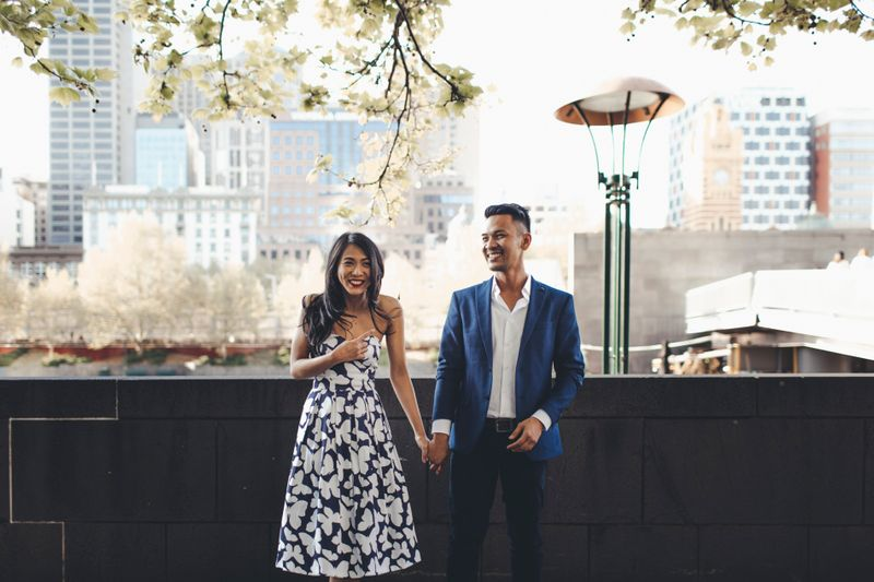 casual-chic-melbourne-engagement-session-1