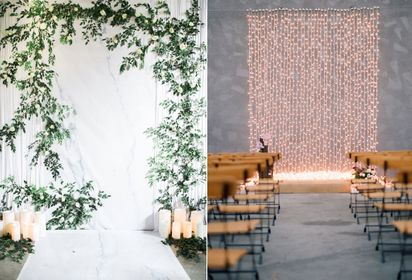 10 Wedding Arch Inspirations For A Momentous Ceremony Bridestory Blog