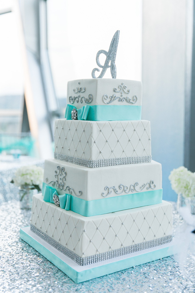 Tiffany Blue Wedding In Tennessee - 020