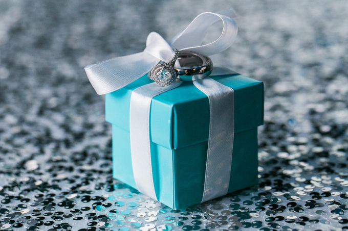 Tiffany Blue Wedding In Tennessee - 002