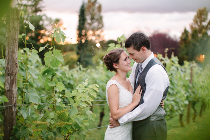 Pacific-Northwest Wedding With Shades Of Burgundy And Purple - 022