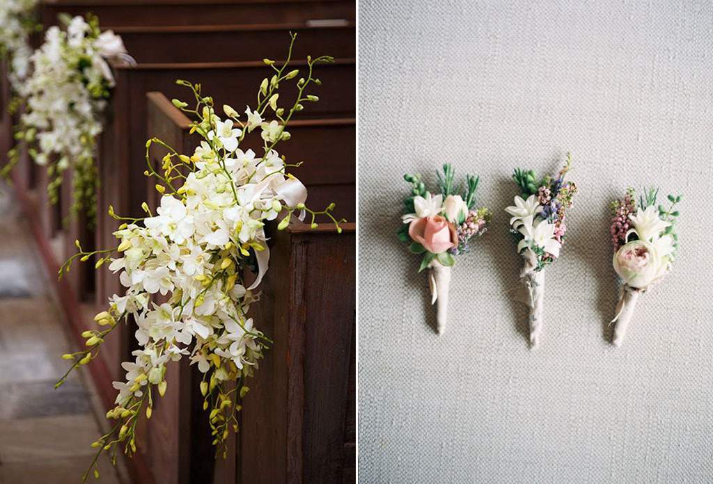 10 Beautiful Flowers to Adorn Your Summer Wedding Image 12