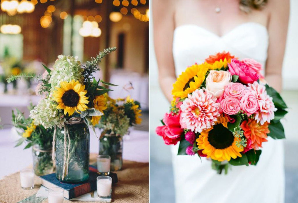 10 Beautiful Flowers to Adorn Your Summer Wedding Image 2